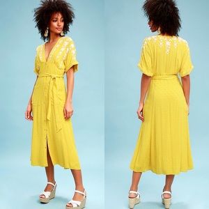 Free People Dresses - FREE PEOPLE Love to Love You Dress